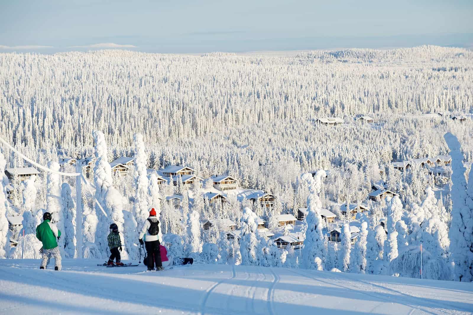 Индивидуальные трансферы в Финляндию