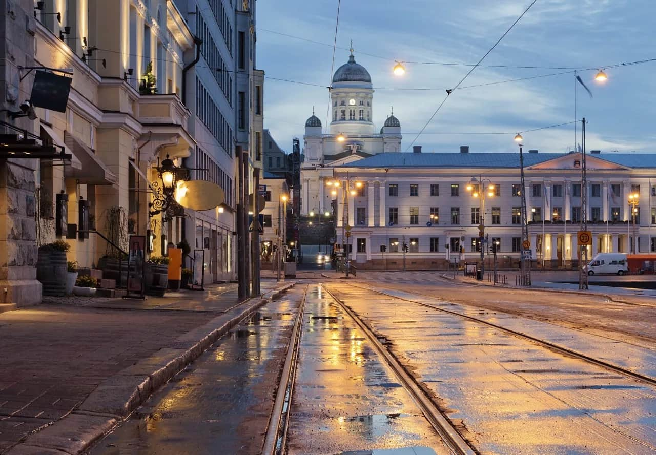 Шоп туры в Хельсинки