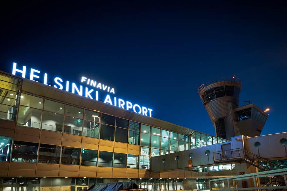 Трансфер в аэропорт Хельсинки