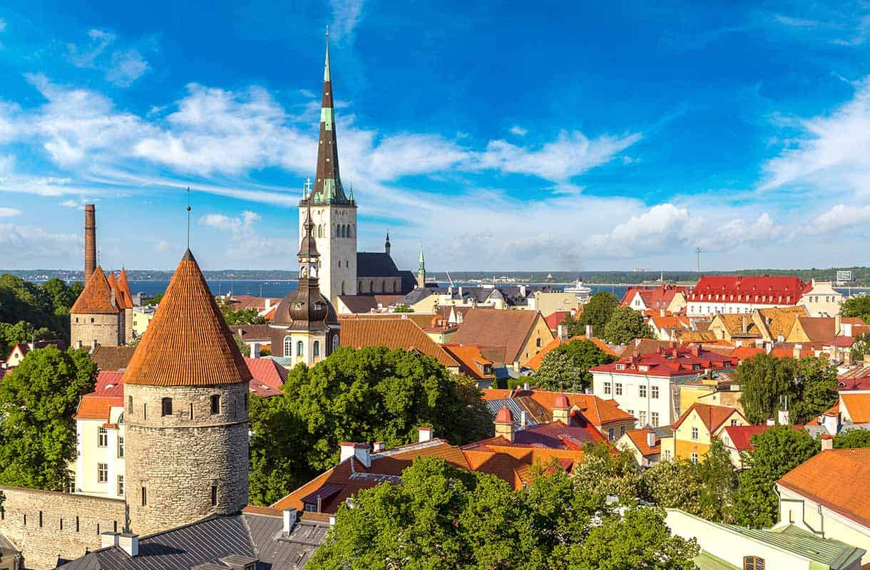 Шоп туры в Эстонию