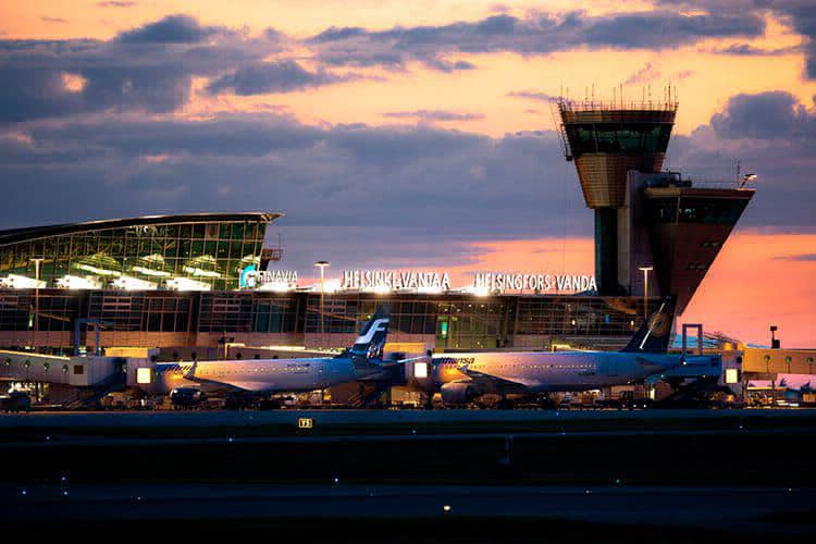 Airport Helsinki