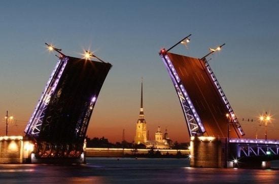 Питер мост
