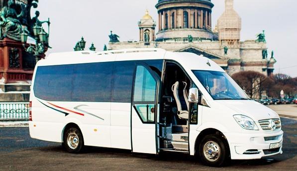 Трансфер из Санкт-Петербурга в Suomi_Tampere